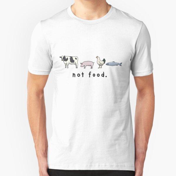 Not Food Slim Fit T-Shirt