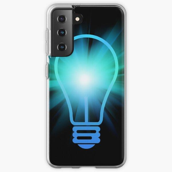 Сold light bulb  Samsung Galaxy Soft Case