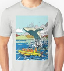 Jumping Whale T-Shirt