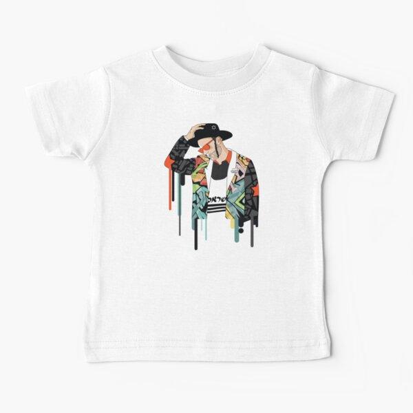Jewish Man think | Modern and original jewish art Baby T-Shirt