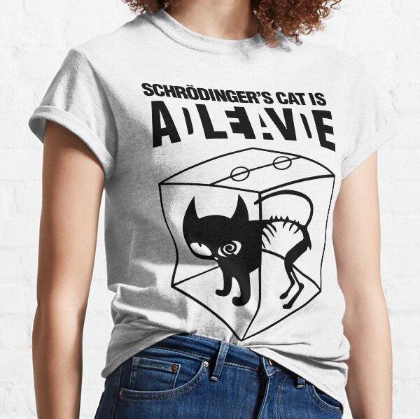 Schrödinger Cat Classic T-Shirt