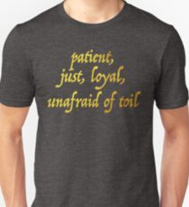 Just and Loyal T-Shirt