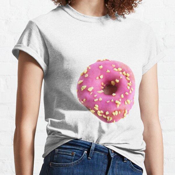 Pink Doughnut Classic T-Shirt