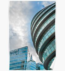 Mayor Of London Office Poster
