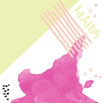 Big Neon Jolt Pattern // Shirt // Dress // Poster by meowmeows