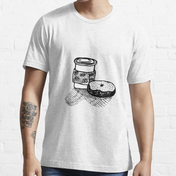 Donut Buddy System Essential T-Shirt