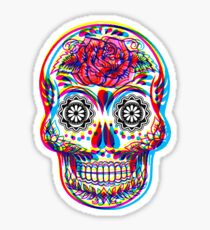 Skullduggery Sticker