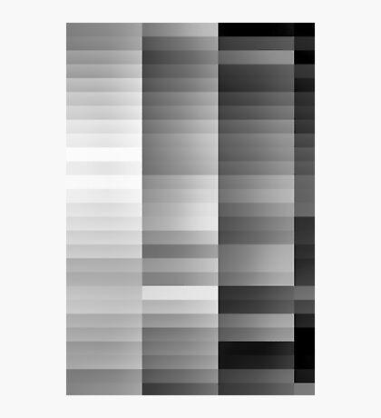 Greyscale Photographic Print