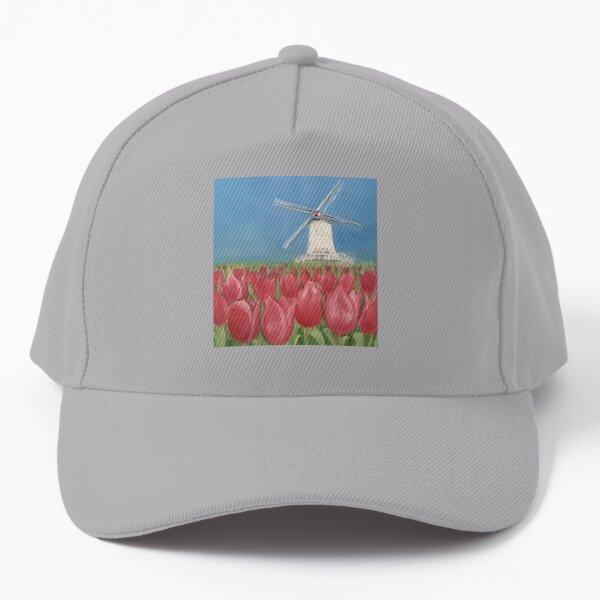 Symbol Of Holland (Inspired By The Gardens Of Keukenhof) Baseball Cap