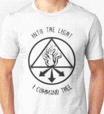 Alla Luce ti Ordino - Constantine T-Shirt