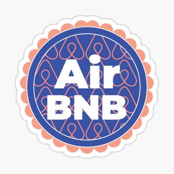 Airbnb Superhost, airbnb travel, proud host, Sticker