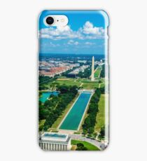 DC from Above iPhone Case/Skin