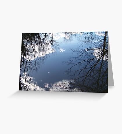 Quiet Reflections Greeting Card