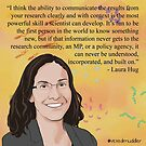 #SciComm100: Laura Hug by ScienceBorealis