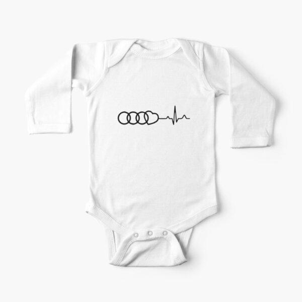 BESTSELLER - Audi Heartbeat Merchandise Baby Body Langarm