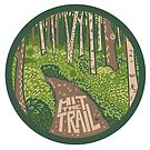 Hit the Trail by BlueAsterStudio