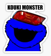 Kouki Monster Sticker