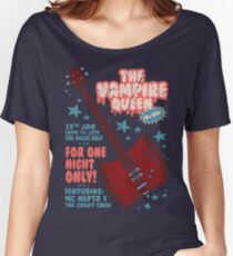 Marceline Gig Poster Women's Relaxed Fit T-Shirt