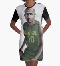 Leondro Barbosa T-Shirt Kleid