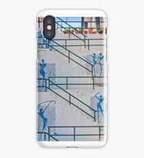 Dancing Stairs iPhone Case/Skin