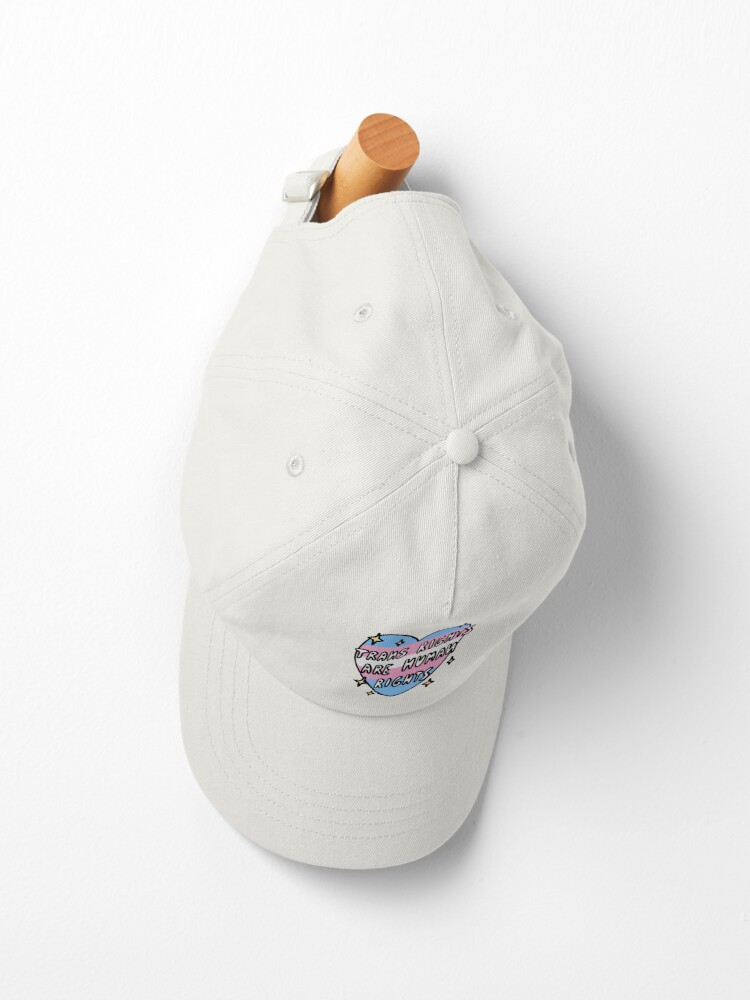 Alternate view of trans rights are human rights Cap