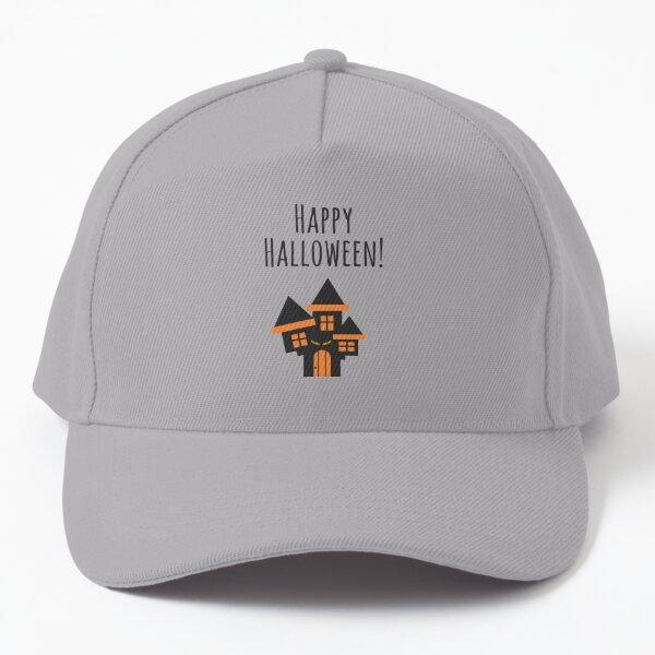 Happy Halloween Baseball Cap