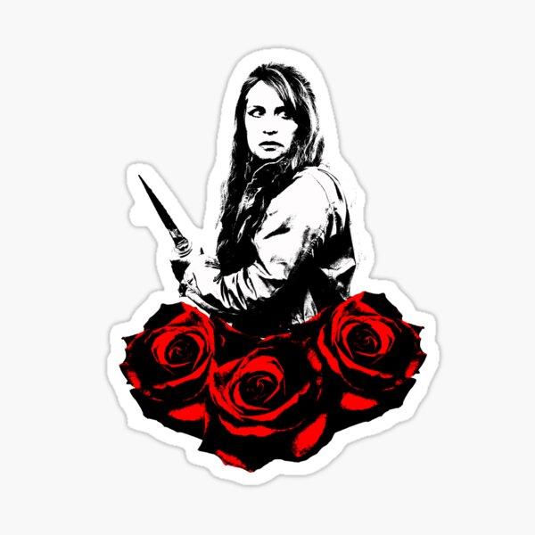 Mary Winchester Sticker