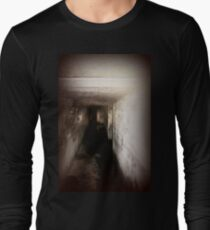 Battery Mishler corridor into the darkness Long Sleeve T-Shirt