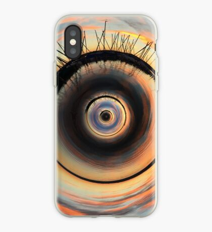 Aiden Eye iPhone Case