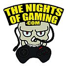 The Nights of Gaming skully by DBloke