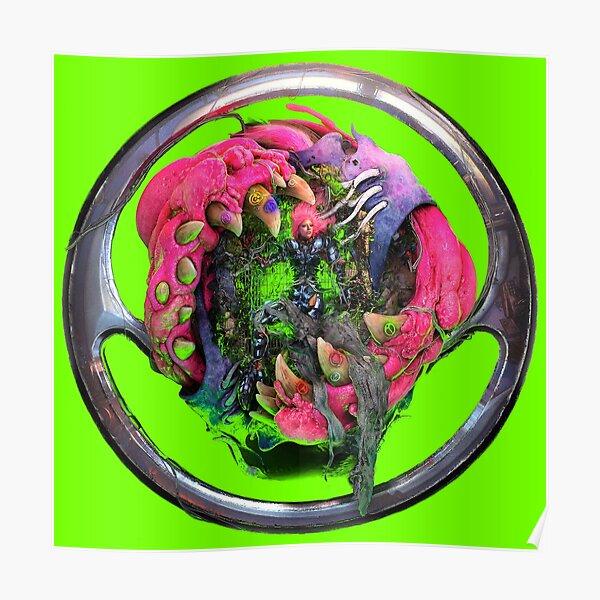 Dawn of Chromatica (Remix Album) Poster