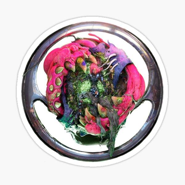 Dawn of Chromatica (Remix Album) Sticker