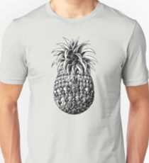 Ornate Pineapple Unisex T-Shirt