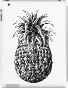 Ornate Pineapple by BioWorkZ