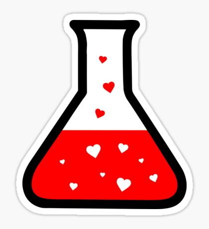 Love Potion (Science) Sticker