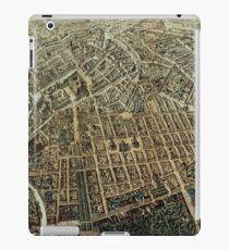 Vintage Pictorial Map of Berlin (1871) iPad-Hülle & Skin