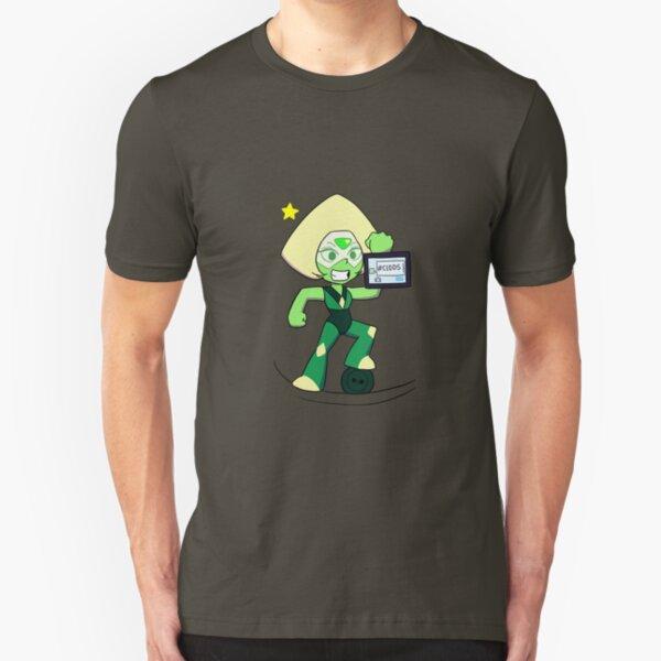 Steven Universe - Peridot 02 Camiseta ajustada