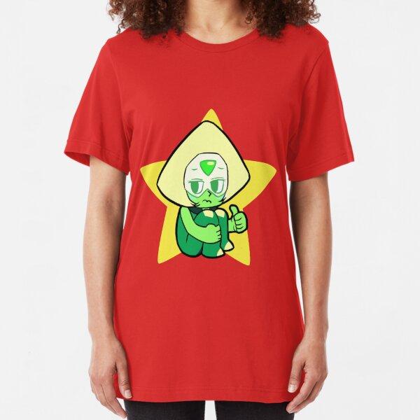 Steven Universe - Peridot Camiseta ajustada