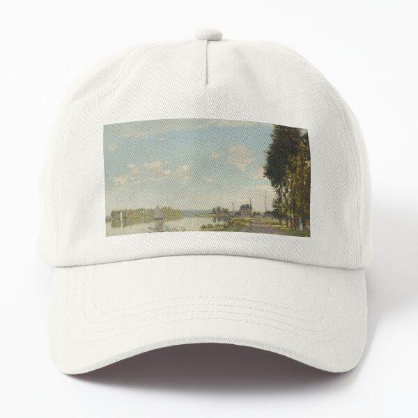 Argenteuil by Claude Monet Dad Hat