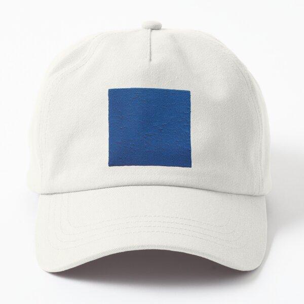 Klein - Blue Monochrome Dad Hat