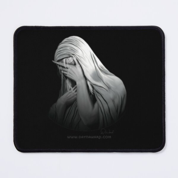 Weeping Vampire | Vampire The Begotten Mouse Pad