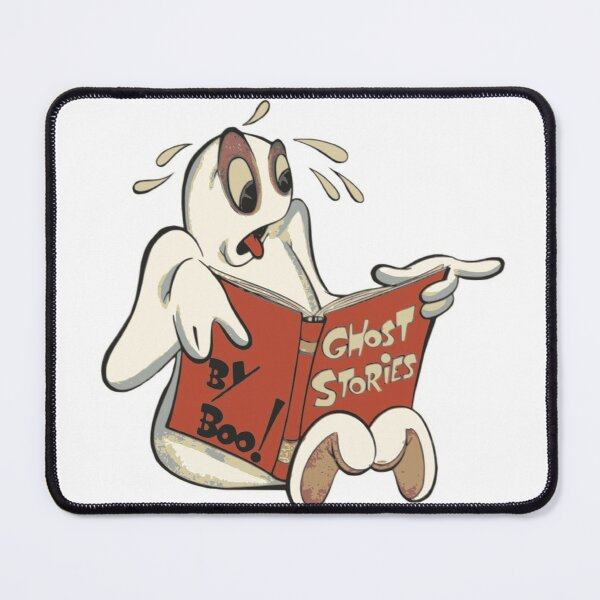 Ghost Stories, Halloween, Holiday Fun, Halloween Gift Mouse Pad