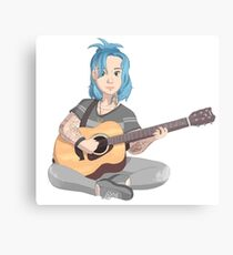 Abbie Bingham Merch Canvas Print
