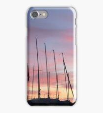 Boat Masts  iPhone Case/Skin