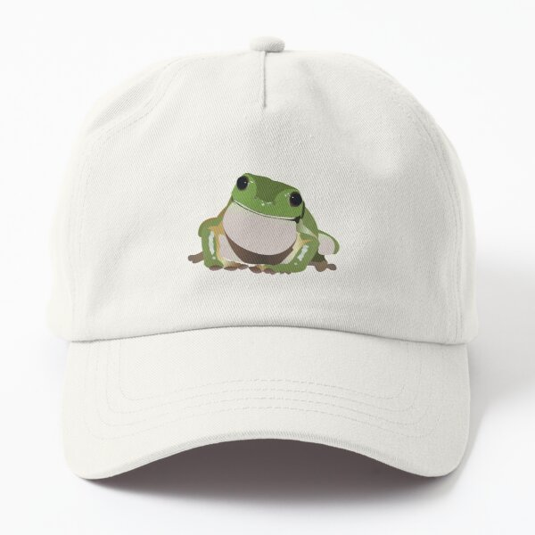 Froggy Frog Dad Hat