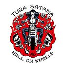 Tura Satana Hell On Wheels by PlanetTura