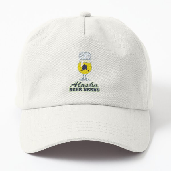 Alaska Beer Nerds Logo Dad Hat