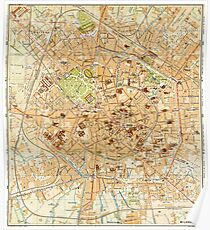 Map of Milan Italy: Gifts & Merchandise | Redbubble