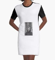 Adele In Paris Graphic T-Shirt Dress