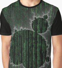 SciFi Fractal Graphic T-Shirt